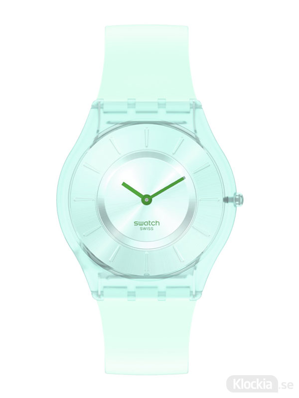 SWATCH Sweet Mint SS08G100 - Damklocka
