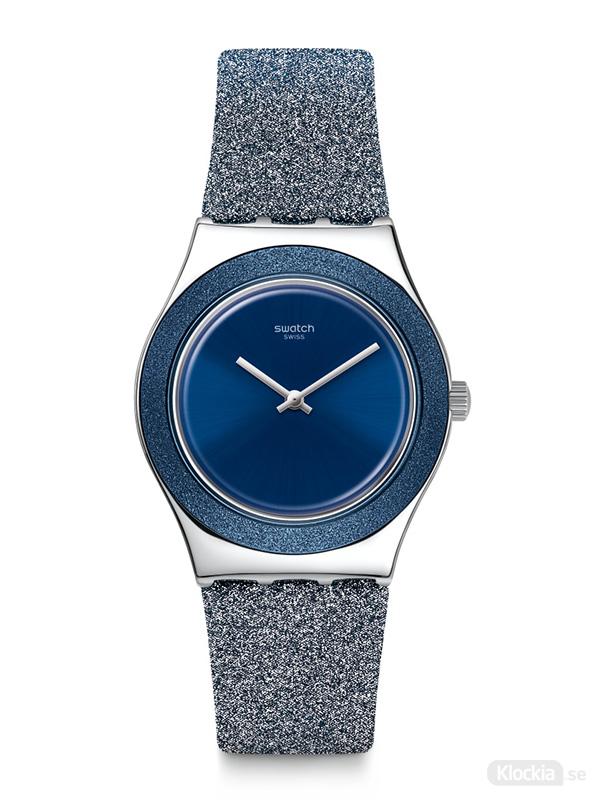 SWATCH Blue Sparkle YLS221