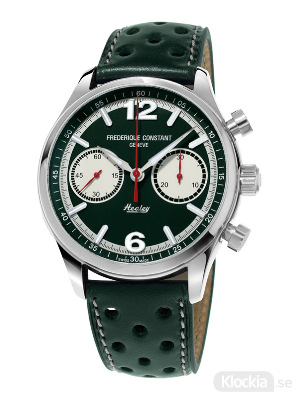 Frederique Constant Vintage Rally Healy Chronograph Limited Edition FC-397HGR5B6