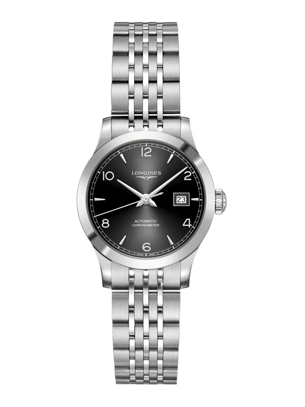 Longines Record Chronometer 30mm L2.321.4.56.6