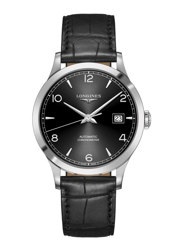Longines Record Chronometer 40mm L2.821.4.56.2