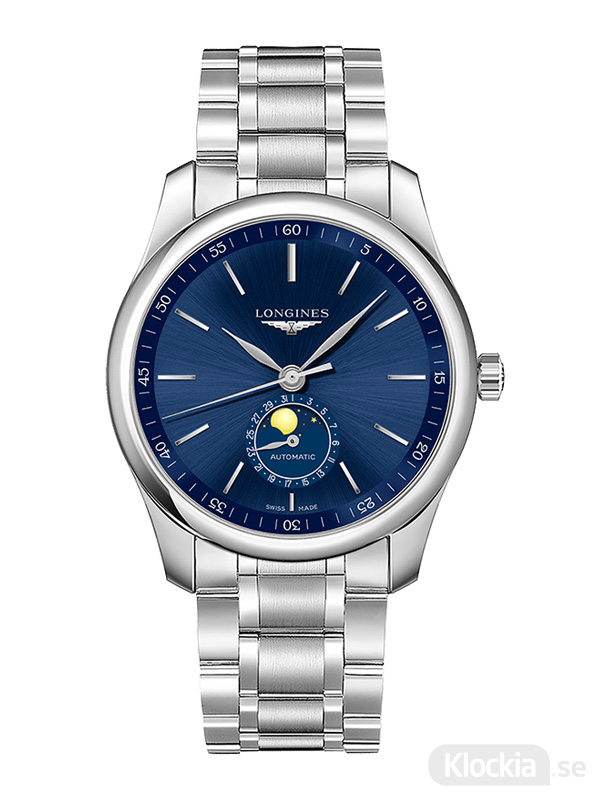 LONGINES Master Collection Moon Phase 40mm L2.909.4.92.6