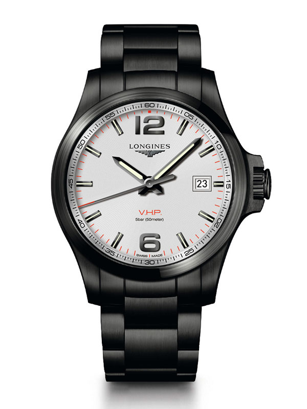 Longines Conquest V.H.P. 43mm L3.726.2.76.6