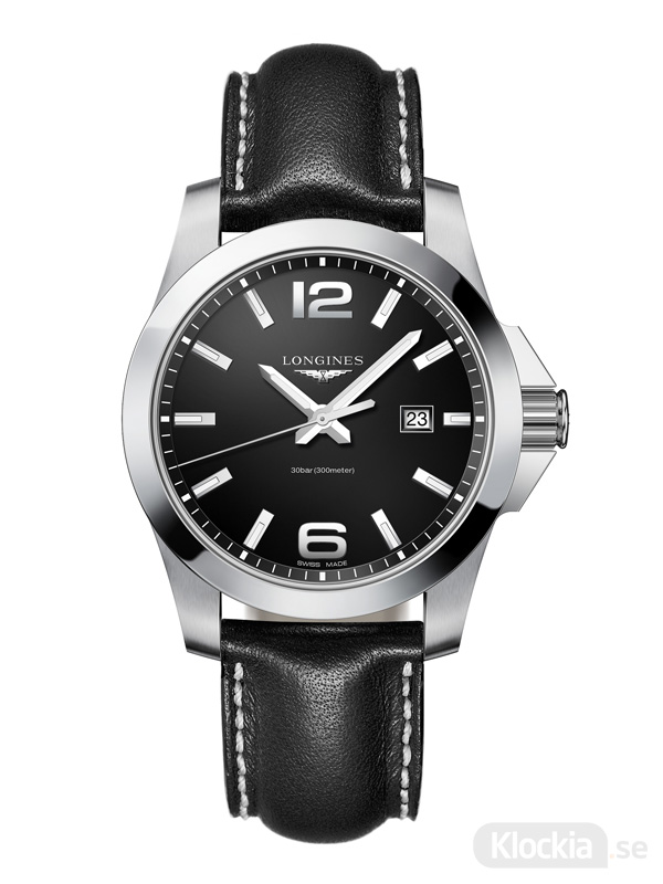 LONGINES Conquest 43mm L3.760.4.56.3