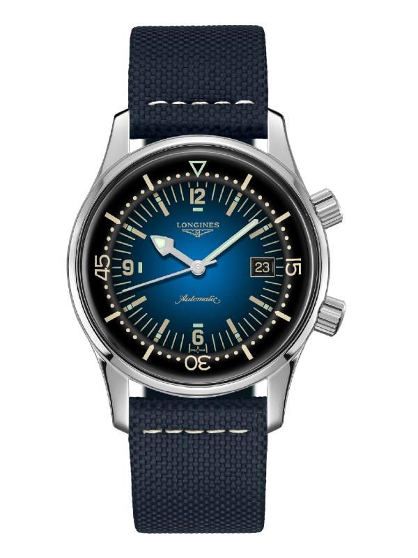 LONGINES Legend Diver L3.774.4.90.2