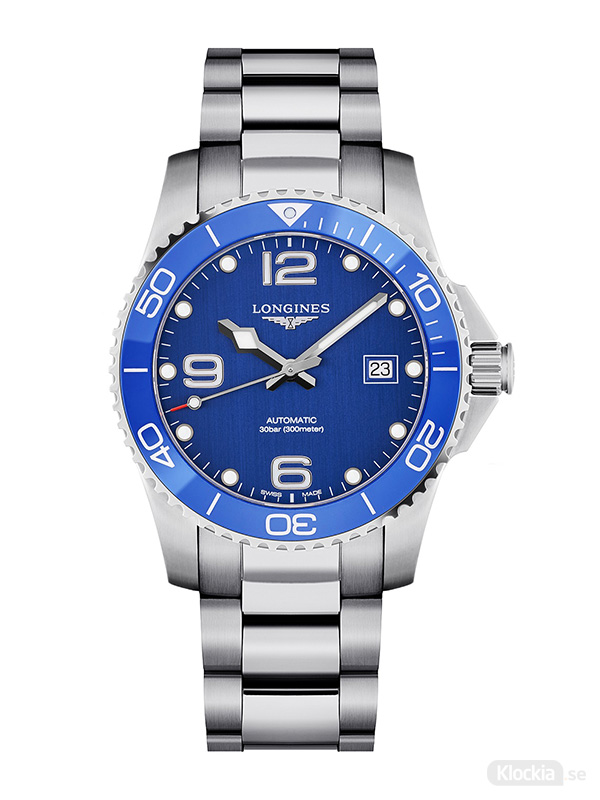 LONGINES HydroConquest Automatic 41mm Spain Edition L3.781.4.97.6