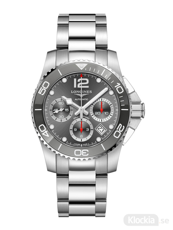 LONGINES HydroConquest Automatic Chrono 41mm L3.783.4.76.6