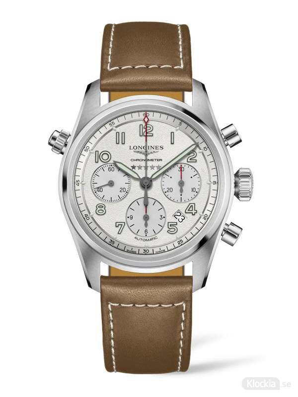 LONGINES Spirit Chronograph 42mm L3.820.4.73.2