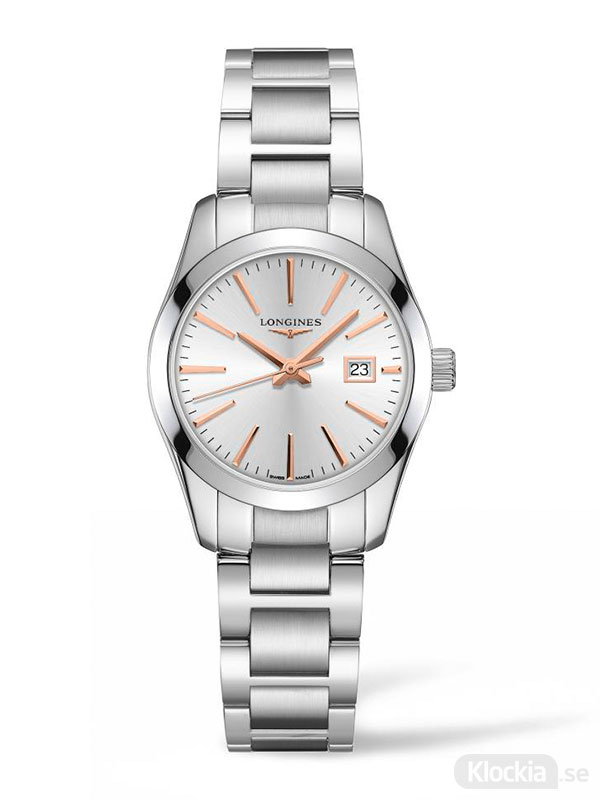 LONGINES Conquest Classic 29.5mm - Damklocka