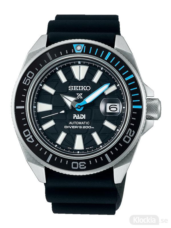 SEIKO Prospex Automatic Diver 44mm PADI SRPG21K1 - Dykarklocka