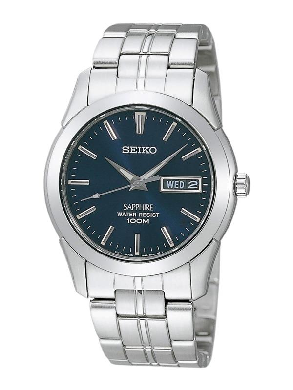 SEIKO Sapphire 37mm sgg717p1