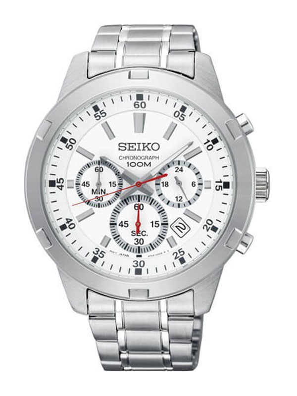 SEIKO Mens Crono 44mm SKS601P1