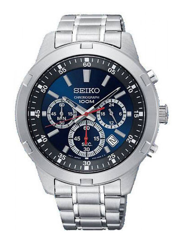 SEIKO Mens Chrono 44mm SKS603P1