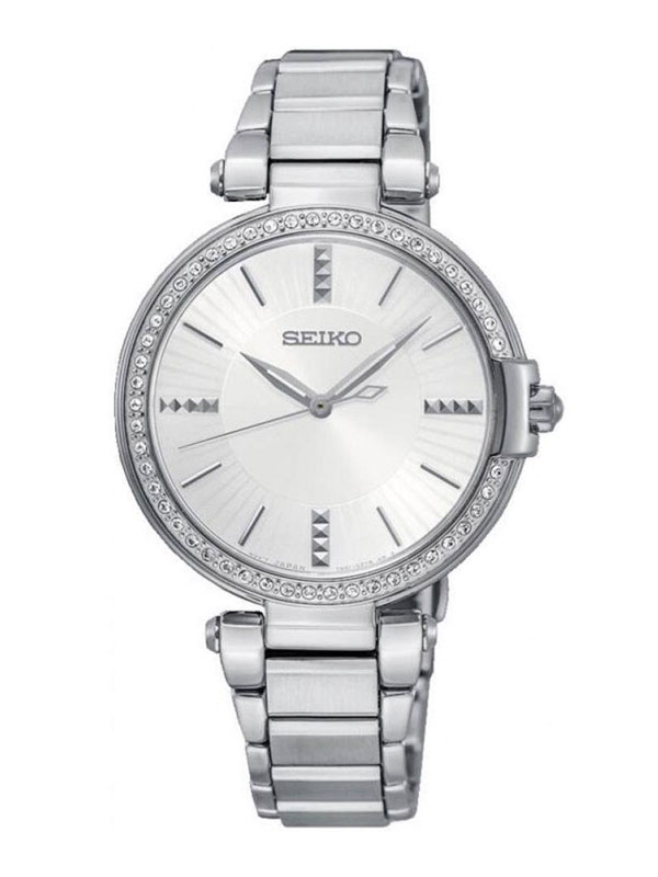 SEIKO Ladies 32mm Swarovski SRZ515P1