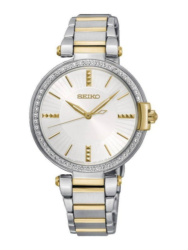 SEIKO Ladies 32mm Swarovski SRZ516P1