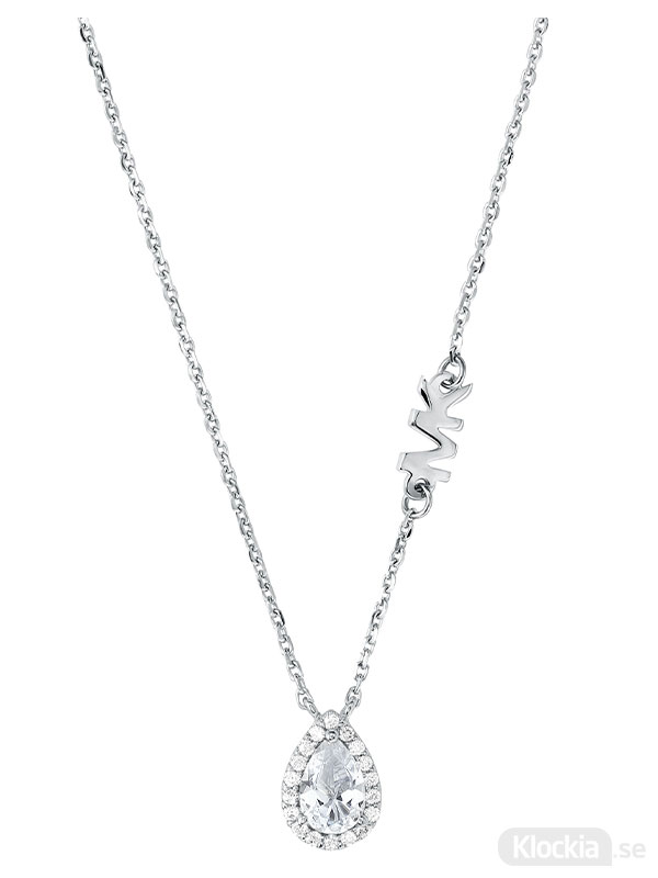 Michael Kors Halsband Premium – Silver MKC1453AN040 - Damsmycke