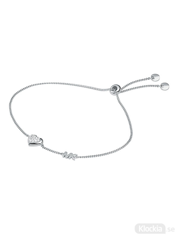 Michael Kors Armband Premium – Silver MKC1455AN040 - Damsmycke
