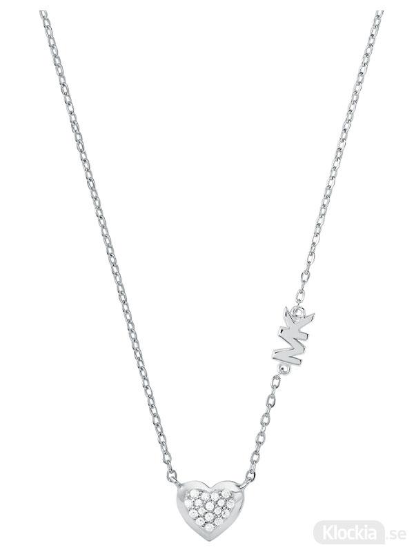 Michael Kors Halsband Premium – Silver MKC1459AN040 - Damsmycke