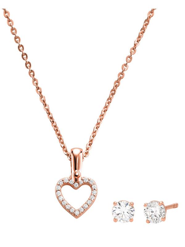Michael Kors Premium Halsband & Örhängen MKC1130AN791