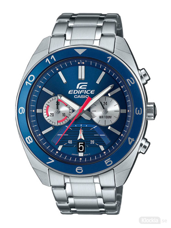 Herrklocka CASIO Edifice Basic EFV-590D-2AVUEF