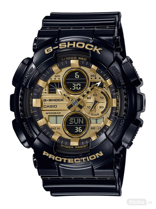 Herrklocka CASIO G-Shock Basic GA-140GB-1A1ER