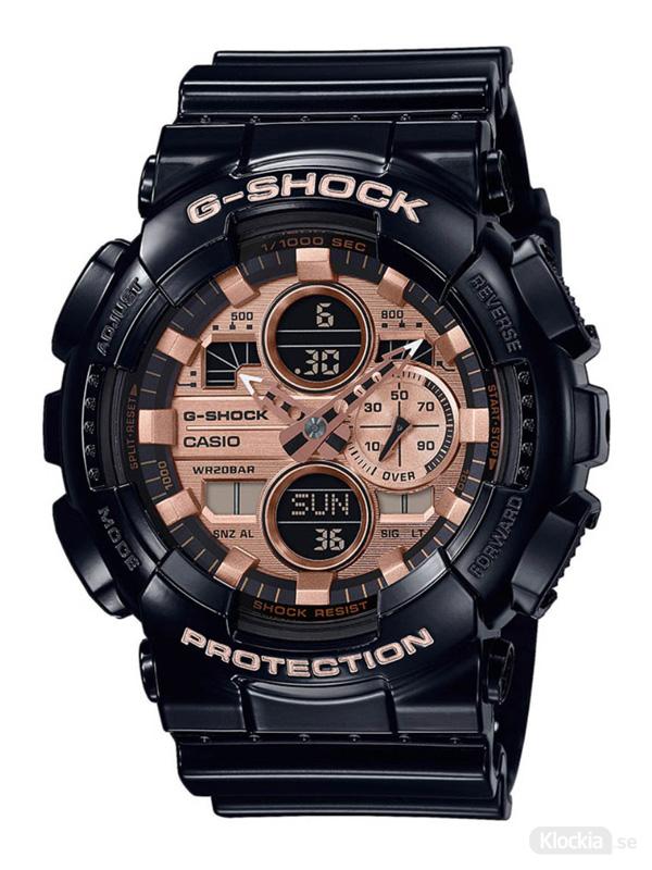 Herrklocka CASIO G-Shock Basic GA-140GB-1A2ER