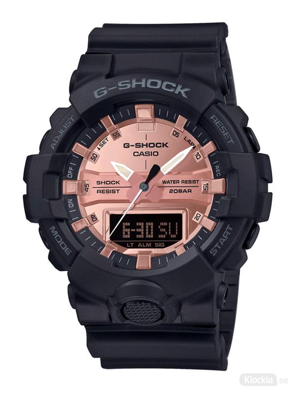 Herrklocka CASIO G-Shock Basic GA-800MMC-1AER
