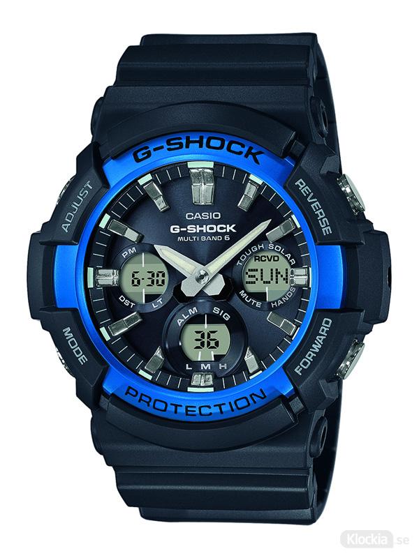 Herrklocka CASIO G-Shock Solar Basic GAW-100B-1A2ER