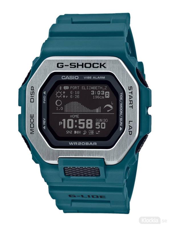 Herrklocka CASIO G-Shock Bluetooth Premium/Limited GBX-100-2ER