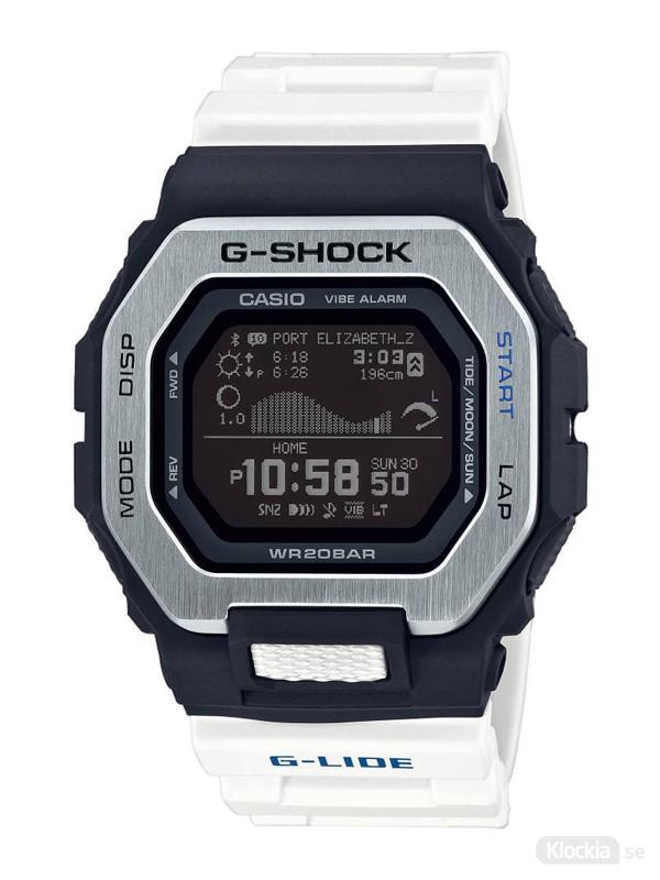 Herrklocka CASIO G-Shock Bluetooth Premium/Limited GBX-100-7ER