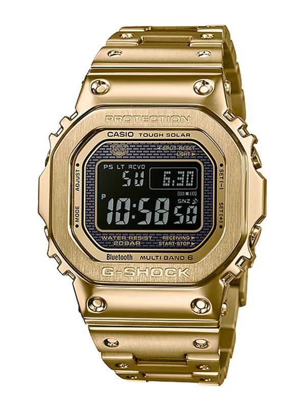 CASIO G-Shock Full Metal Gold Bluetooth Solar