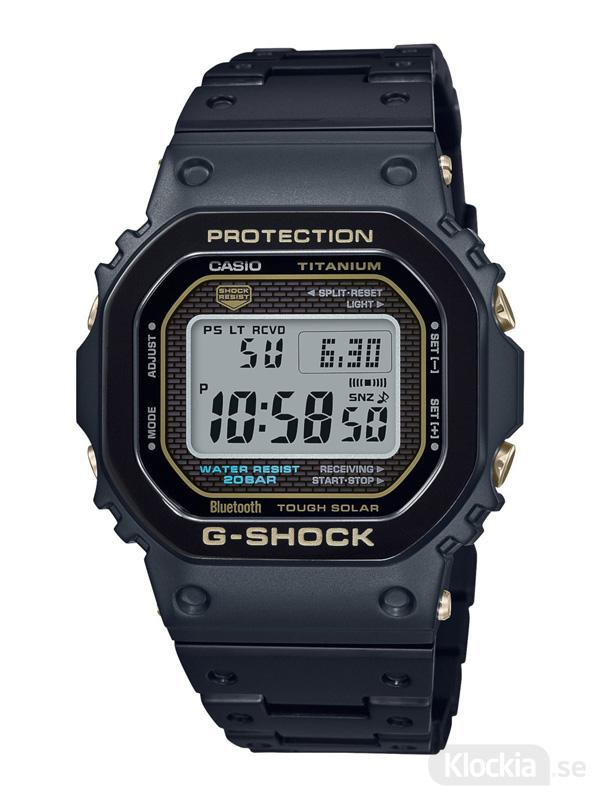 CASIO G-Shock Titanium Limited Edition GMW-B5000TB-1ER
