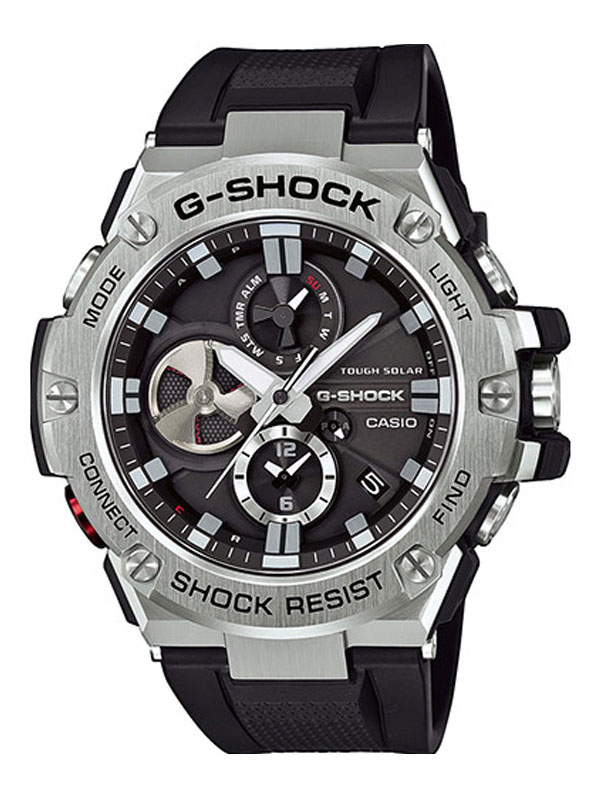 Casio G-Shock G-Steel Bluetooth GST-B100-1AER