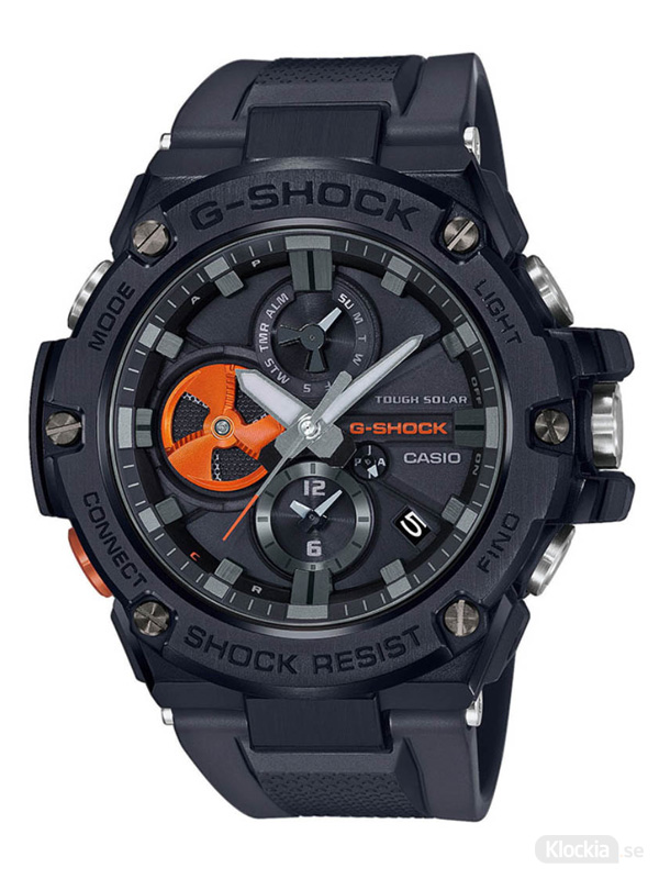 Herrklocka CASIO G-Shock Premium GST-B100B-1A4ER