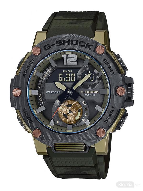 CASIO G-Shock G-Steel GST-B300XB-1A3ER