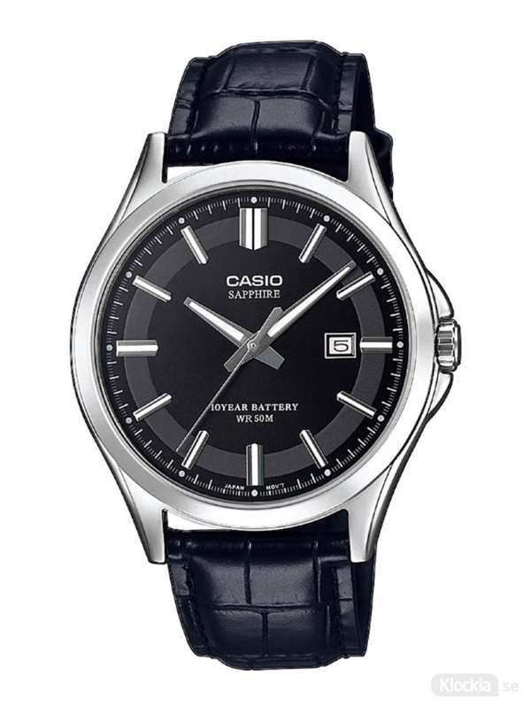 Herrklocka CASIO Collection MTS-100L-1AVEF