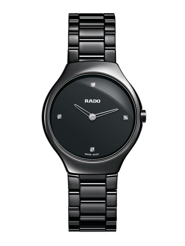 Rado True Thinline Black R27742712