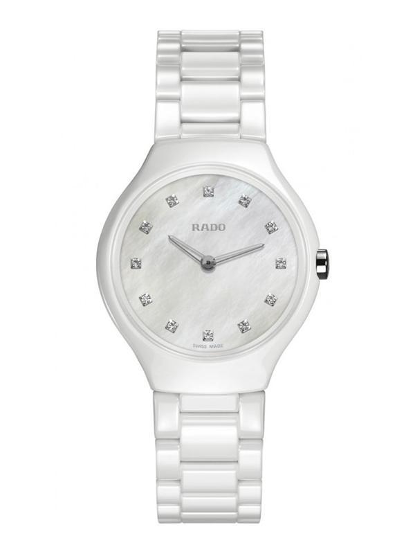 Rado True Thinline White R27958912