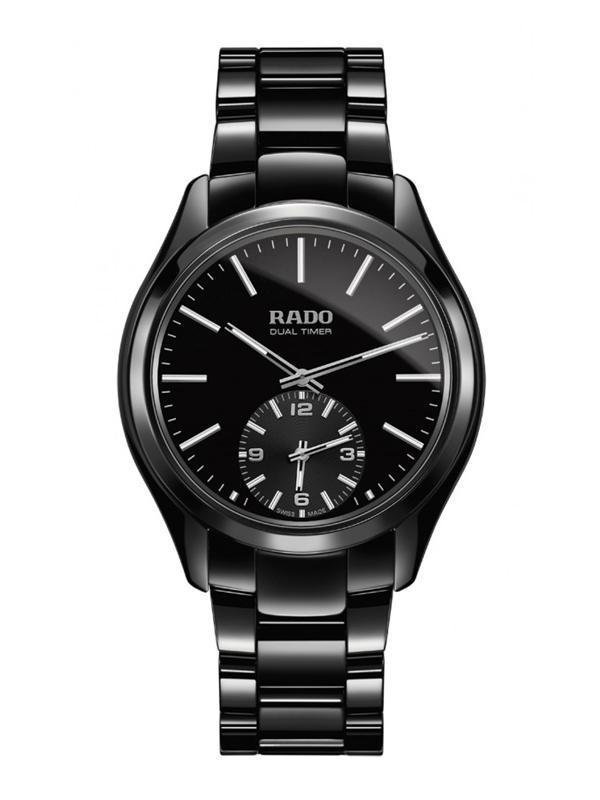 Rado HyperChrome Ceramic Touch Dual Timer R32114152