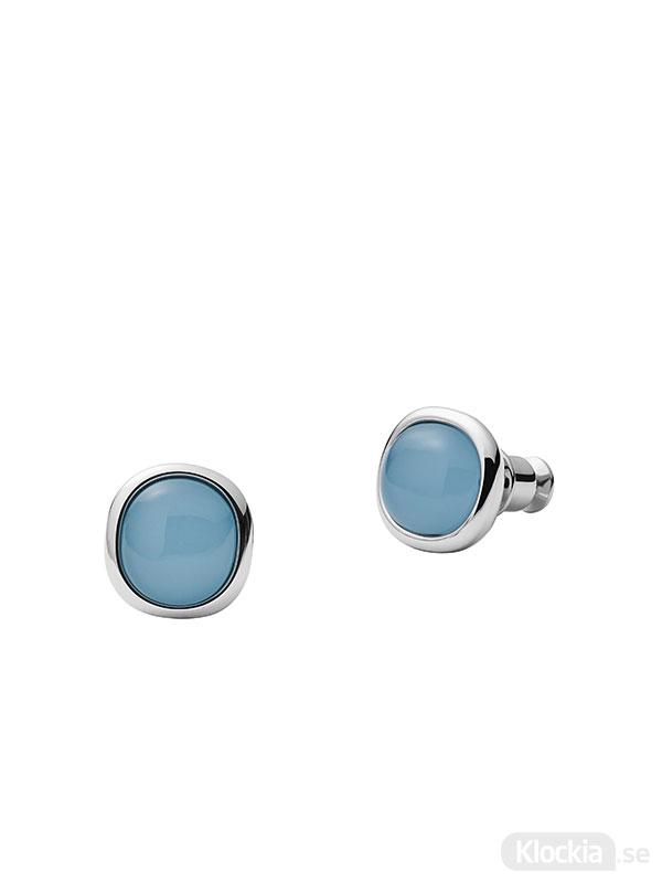 Skagen örhängen sea glass - silver/blå skj1458040 - damsmycke