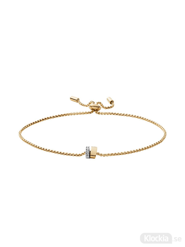 Skagen armband elin – guld/silver skj1449998 - damsmycke