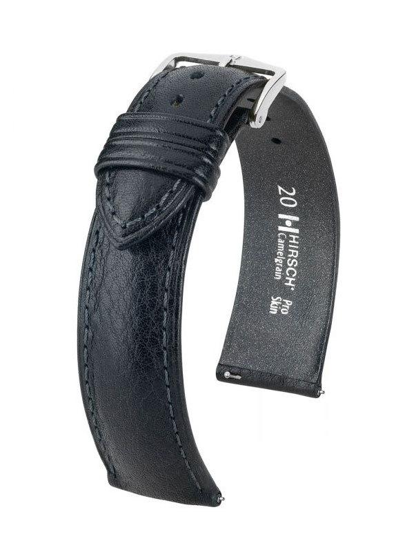 Hirsch Camelgrain XL Svart/Silver 01009250-2-20