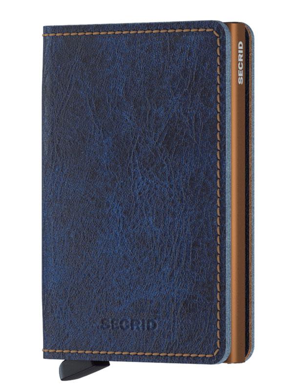 Secrid Slimwallet Indigo 5 SIn-5