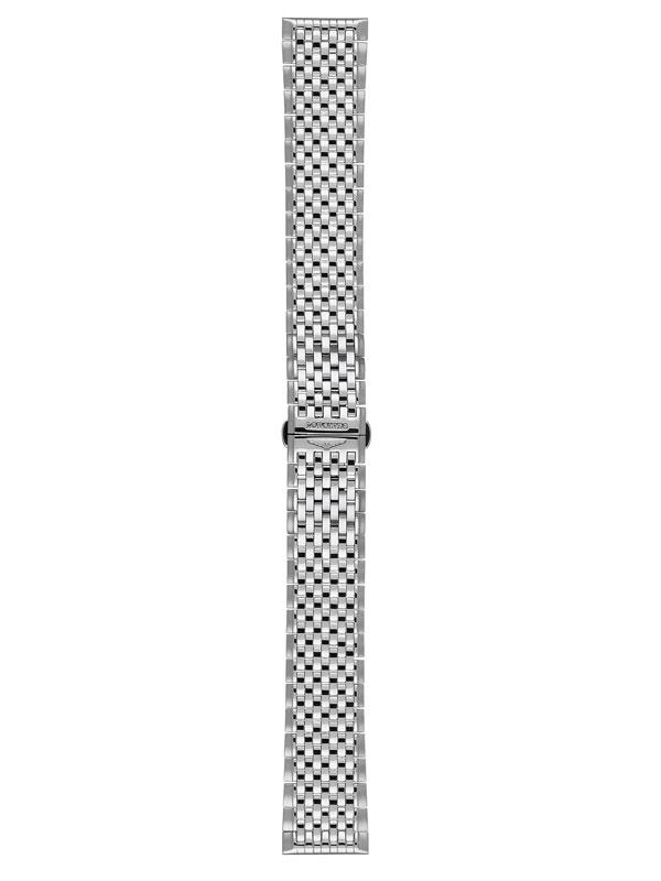 Stålarmband till Longines L4.709.4.17.6