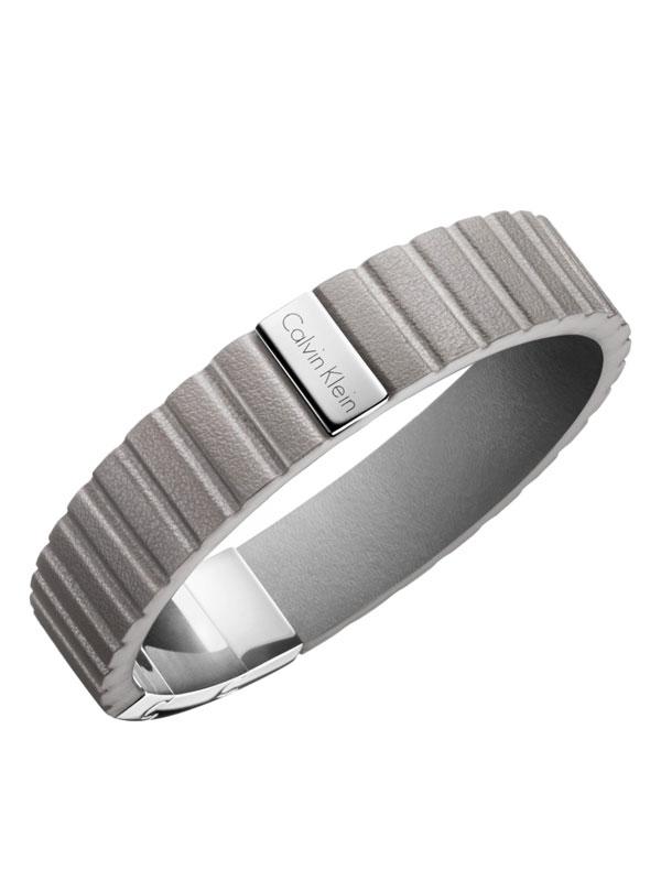 Calvin Klein Plate Armband KJ5SAB090100