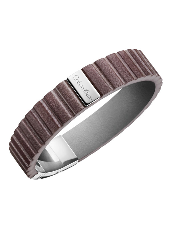 Calvin Klein Plate Armband KJ5SCB090100