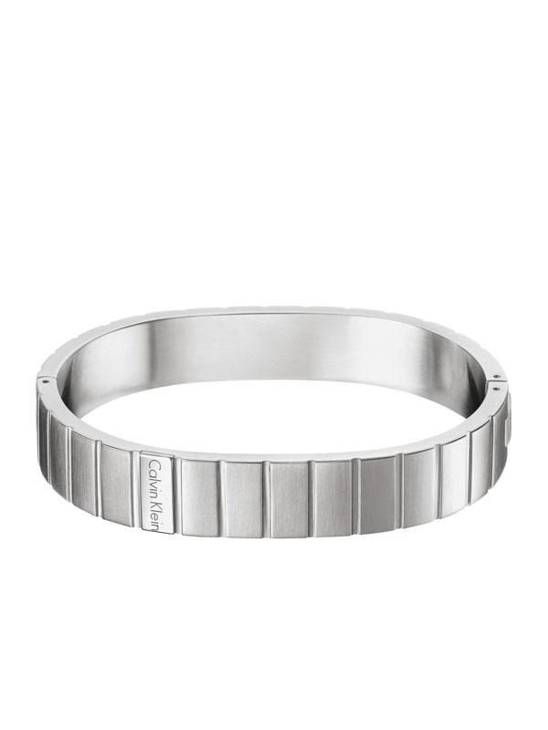 Calvin Klein Plate Armband Medium KJ5SMD08010M