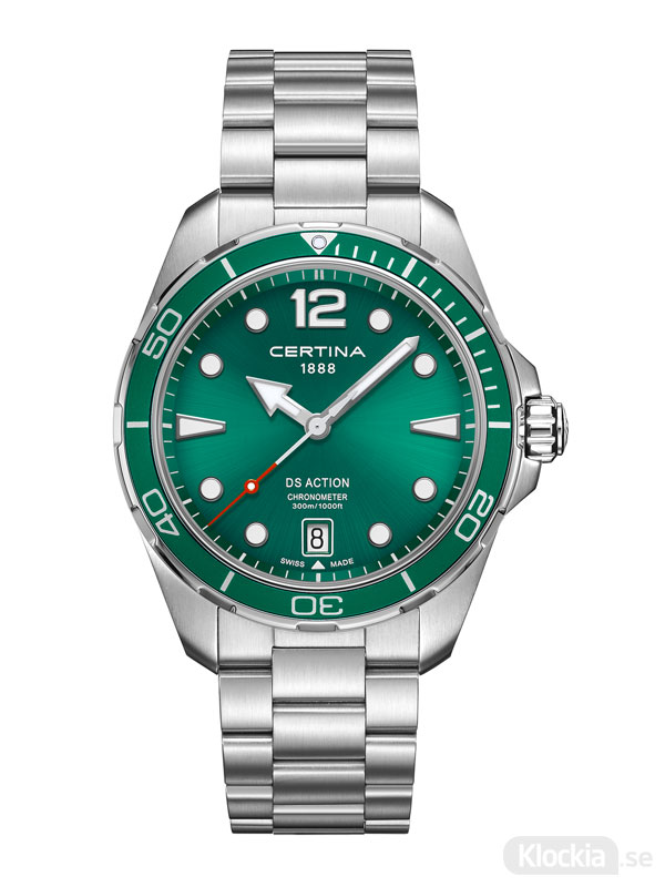 Dykklocka CERTINA DS Action Diver C032.451.11.097.00