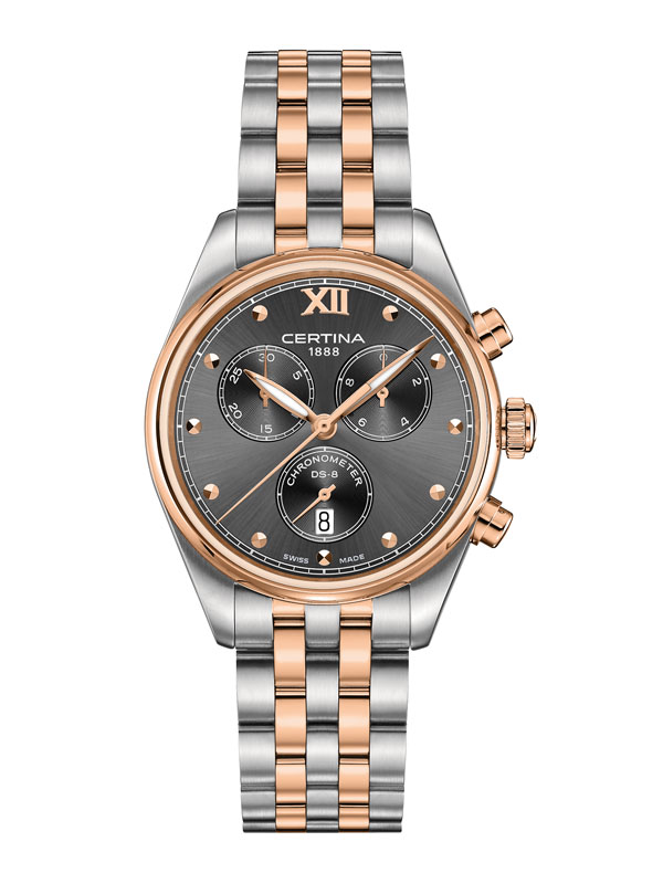 Certina DS-8 Lady Chronograph C033.234.22.088.00