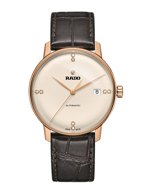 RADO Coupole Classic Automatic Diamonds 38mm R22861765 - Damklocka